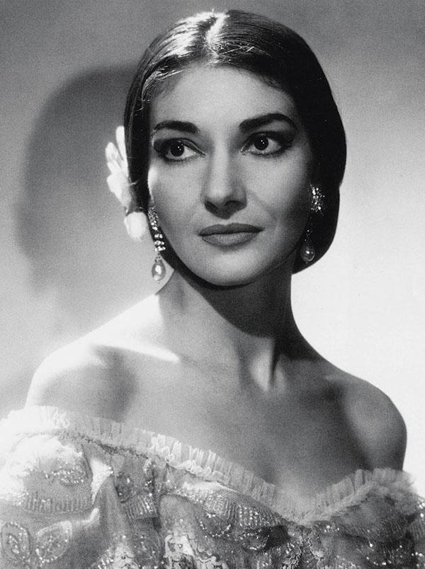 Maria Callas - Σύλλογος Αποφοίτων Μουσικού Σχολείου Καλαμάτας - Μαρία Κάλλας